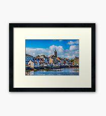 Tarbert 2 -  Loch Fyne Framed Print
