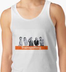 Camiseta de tirantes Trainspotting
