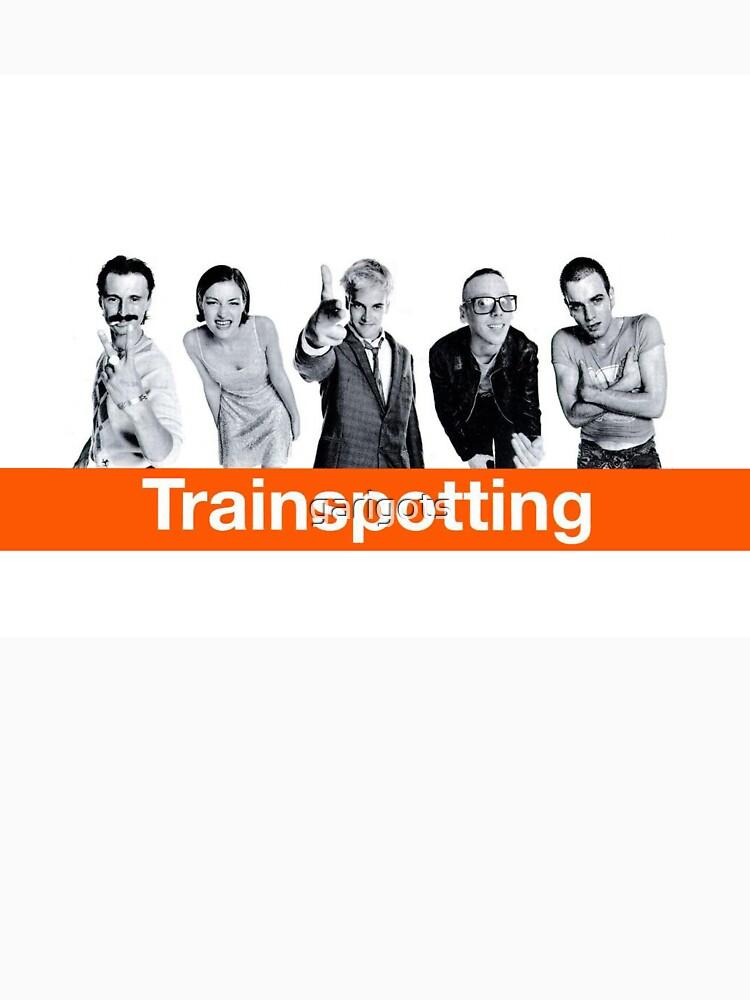 Trainspotting by garigots