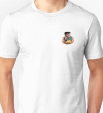 Adam Richman loves his lunch Unisex T-Shirt