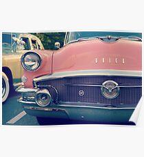 1956 Buick Roadmaster Poster