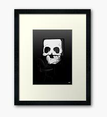 All Is Vanity 2.0 Framed Print