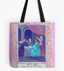 Anointing. Tote Bag