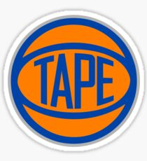 Tape Sticker