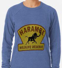 Harambe Leichtes Sweatshirt