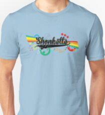 Shonkette (black) Unisex T-Shirt