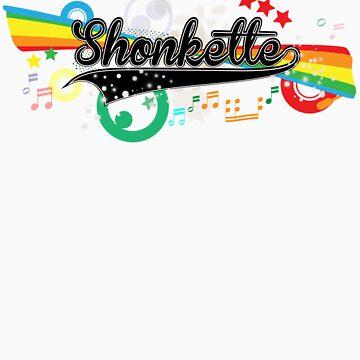 Shonkette (black) by EltMcM