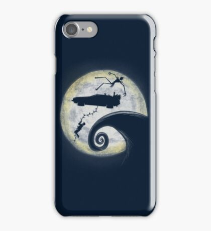 Back to the Nightmare iPhone Case/Skin