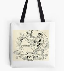 The Bailey controversy in Texas Tote Bag