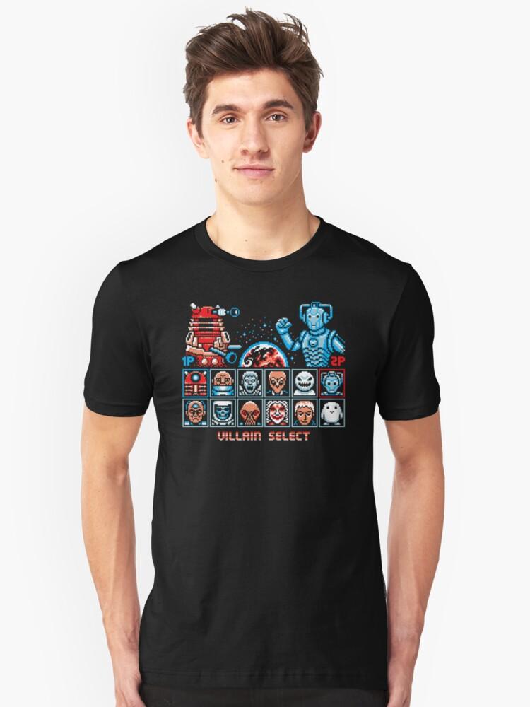 STREET VILLAINS! Unisex T-Shirt Front