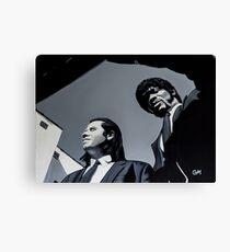 Jules and Vincent Canvas Print