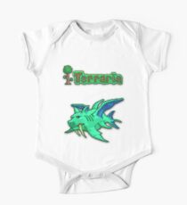 Terraria Duke Fishron One Piece - Short Sleeve