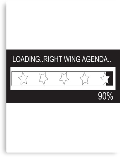 RAM Design: Loading Rightwing Agenda Plate #57 by RandomMemory