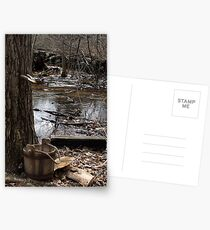 Old Fashioned Sugaring Postcards
