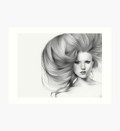 Fantasia..close up & natural Art Print