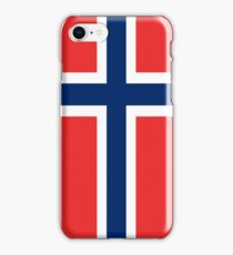 Smartphone Case - Flag of Norway - Vertical iPhone Case/Skin