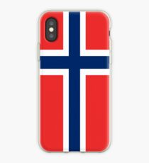 Smartphone Case - Flag of Norway - Vertical iPhone Case