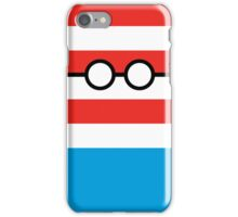 Where's Wally Case iPhone Case/Skin