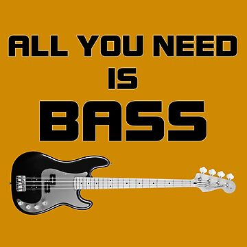 All You Need Is Bass by mamza