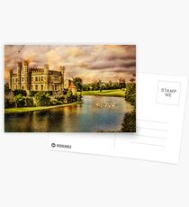Leeds Castle Landscape Postcards