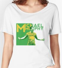 Michael Murphy - Donegal GAA Women's Relaxed Fit T-Shirt