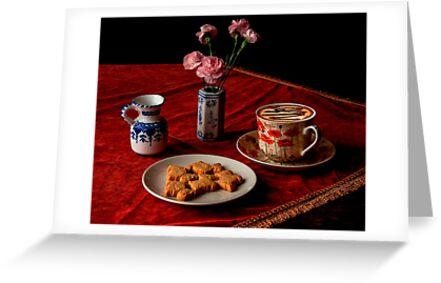 Cappuccino Romance by DonDavisUK