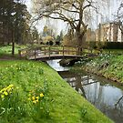 Heaver Castle in Spring by DonDavisUK
