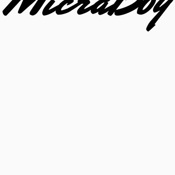 MicraBoy Logo - Large by Roobeh