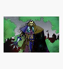 Battlemage Photographic Print