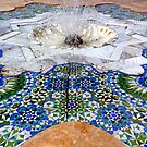 Moroccan mosaic by bubblehex08