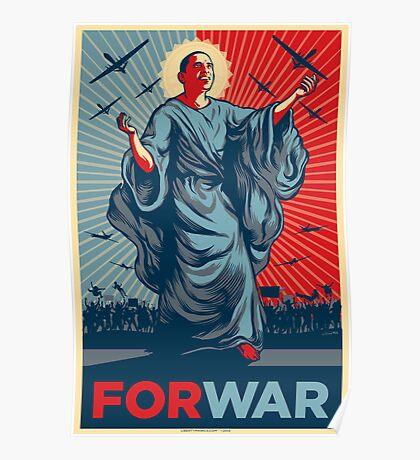 Obama FORWAR Poster