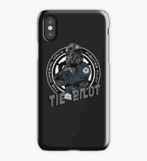 TIE Pilot Crest iPhone Case