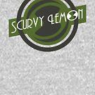 Scurvy Lemon Olive Drab by Elton McManus