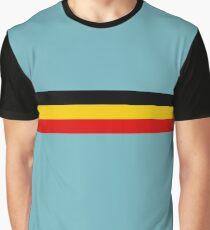 Belgocycling Graphic T-Shirt