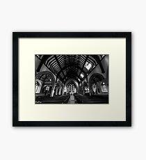 Minster Framed Print