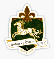 The Riders Sticker