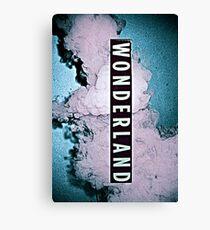Wonderland. Canvas Print