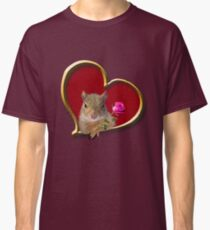 Mother's Day Squirrel Classic T-Shirt