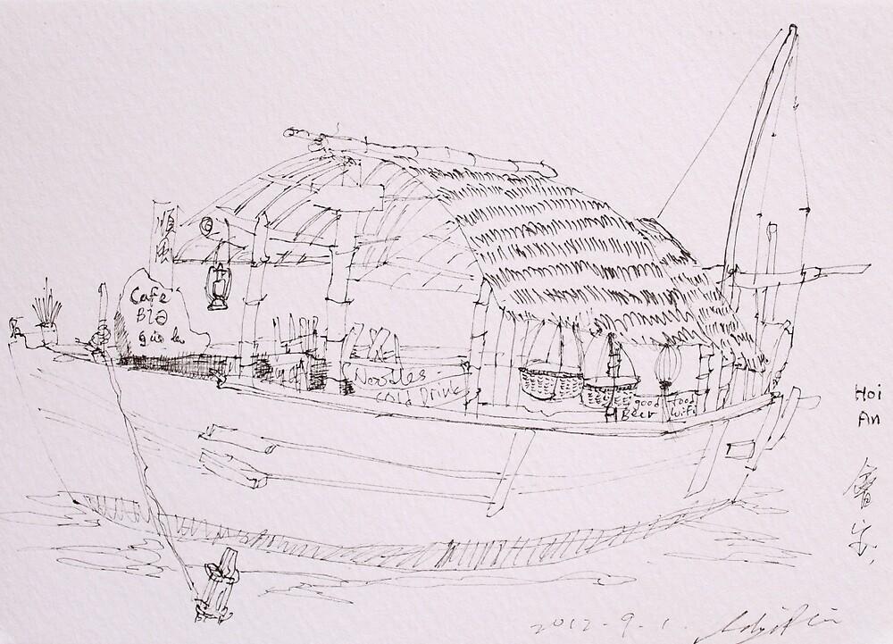 Hoi An III (Boat) by lohyipei