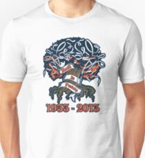 Toomer's Corner Roll In Peace.  Unisex T-Shirt