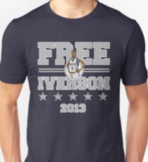 #Free Iverson (G'Town) Unisex T-Shirt