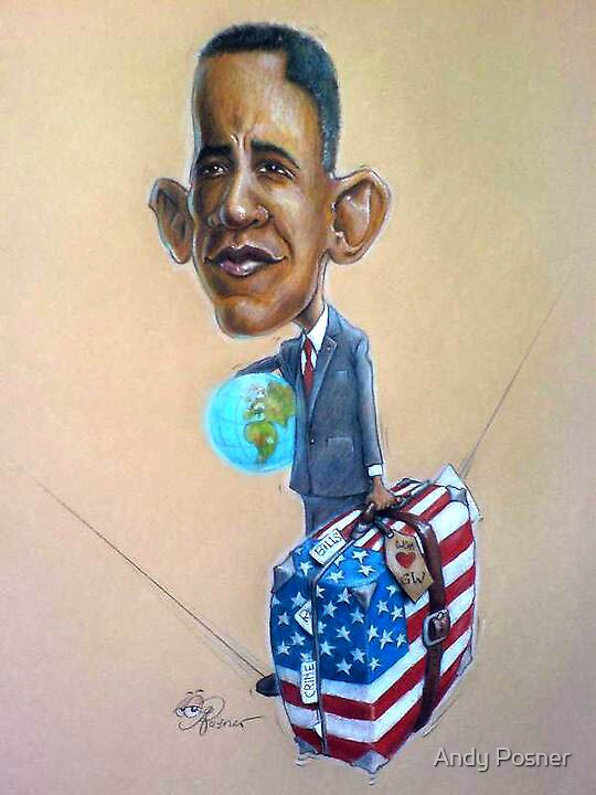 Obama beginning by Andy Posner