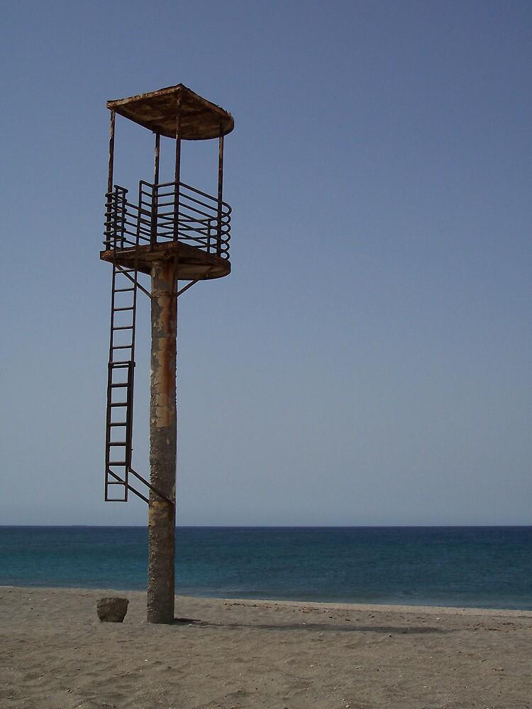 Playa Las Salinas  by ZASPHOTOS