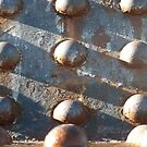 Detail rivets  by ZASPHOTOS