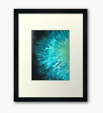 Ray of Hope - Piece 1  Framed Print
