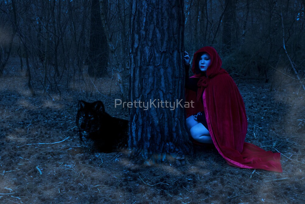Red Riding Hood #1 by PrettyKittyKat