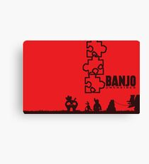 Banjo Unchained (Prints/Posters, and Shirt) Canvas Print