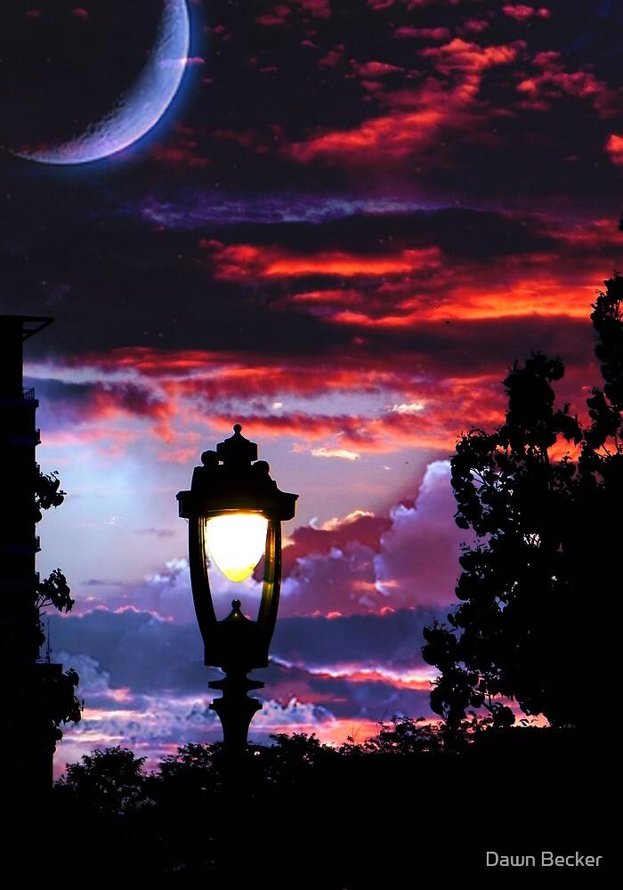 Twilight © by Dawn Becker