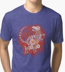 A Grim Find Tri-blend T-Shirt