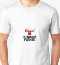 Khorne Flakes Unisex T-Shirt